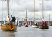 Classic Week 2014 - Kiel - Aufbruch 1