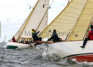 Classic Week 2014 - Kiel - Heti und Fleetwood