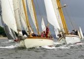 Classic Week 2014 - Kiel - Senta und Ella 1