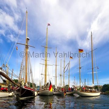 Classic Week 2014 - Kiel - St. Michel und Ella 2
