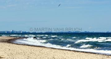am Strand von Stohl 3