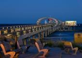 Kellenhusen - Seebrücke am Abend 5