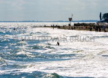 Dahme - Strand und Meer