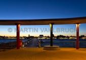 Kellenhusen - Seebrücke am Abend 3