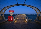 Kellenhusen - Seebrücke am Abend 4