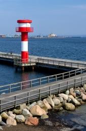 Leuchtturm Stadthafen 7