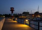 Leuchtturm Stadthafen 2