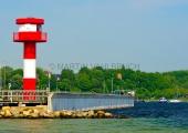 Leuchtturm Stadthafen 5