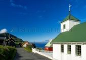 Eiduvik Kirche