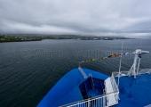 """""""Norröna"""" erreicht Torshavn"""