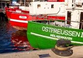 Heiligenhafen - im Hafen