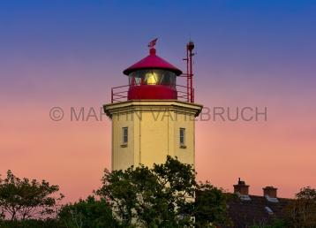Fehmarn - Leuchtturm Westermarkelsdorf 4