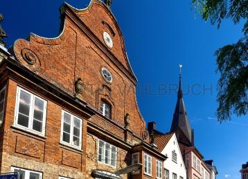 Norderstrasse mit Marienkirche 2