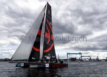 GC 32 Sailing Cup Kiel 2015 - Armin Strom Sailing Team 1