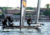 GC 32 Sailing Cup Kiel 2015 - Armin Strom Sailing Team 4