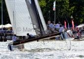 GC 32 Sailing Cup Kiel 2015 - Alinghi 5