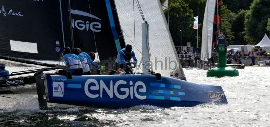 GC 32 Sailing Cup Kiel 2015 - Team Engie 3
