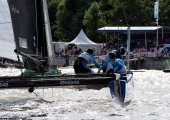 GC 32 Sailing Cup Kiel 2015 - Team Engie 5