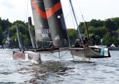GC 32 Sailing Cup Kiel 2015  - Armin Strom Sailing Team 5