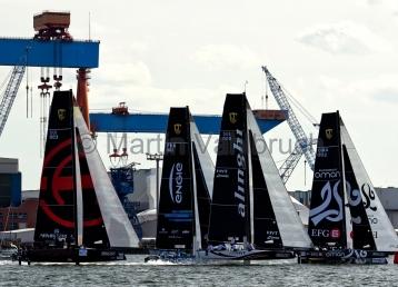 GC 32 Sailing Cup Kiel 2015 - 2