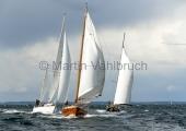 German Classics 2014 - Jenny von Westphalen mit Taifun und Buccaneer