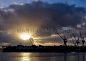 Lindenau Werft mit Dock 2 - 2