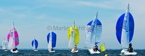 Kieler Woche 2012 - H Boot - 9