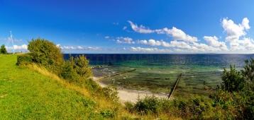 Panorama Steilküste 1