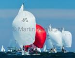 Kieler Woche 2012 J24 - 2
