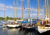 Yachthafen zur Classic Week 1