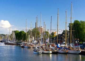 Yachthafen zur Classic Week 3