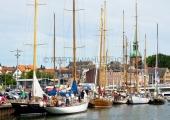 Yachthafen zur Classic Week 2