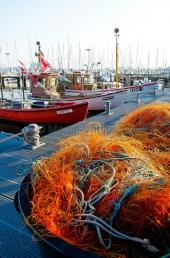 Kiel - Fischersteg in Strande