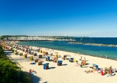 Kiel - Schilksee - Strand 2
