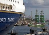 """Kiel - """"Color Fantasy"""" mit """"Alexander von Humboldt"""" 2"""