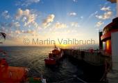 Kiel -  Lotsenboot am Leuchtturm Kiel 1