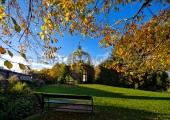 Pavillon im  alten botanischen Garten  3