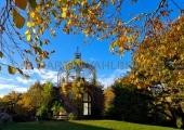 Pavillon im  alten botanischen Garten  2
