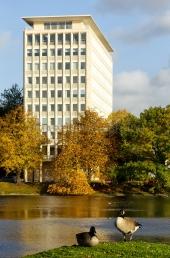 Nordbankgebäude am kleinen Kiel 2
