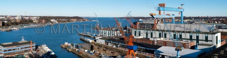 Panorama Werft 1