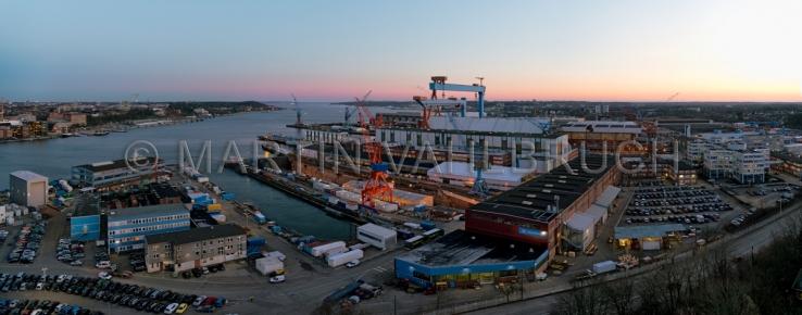 Panorama Werft 2