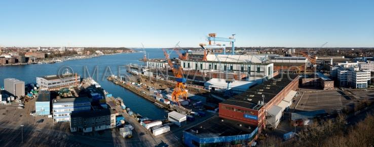 Panorama Werft 3