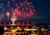 Schilksee - Seglerfeuerwerk zur Kieler Woche 2017 - 1