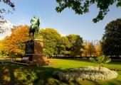 Kaiser Wilhelm - Denkmal Im Schlossgarten 2