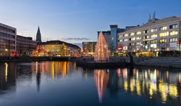 Bootshafen Kiel 1