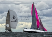 Kieler Woche 2015 - ORC - Kiel Cup Alpha - Tutima und Desna 2