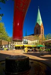 Kiel - Alter Markt Brunnen