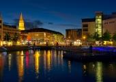 Kiel - am Bootshafen 1