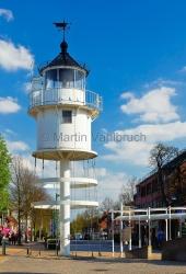 Kiel - alter Leuchtturm, Leuchtturmplatz Friedrichsort