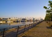 Kiel - Hörn am Morgen 2